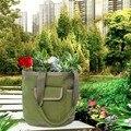 Многофункциональная сумка для инструментов  портативный набор инструментов  Холщовая Сумка для инструментов  сумка для домашнего сада  акс...