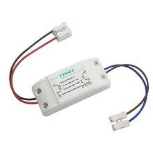 KTNNKG interrupteur de lumière RF 433Hz télécommande sans fil interrupteur 90 260V lampe lumière sans fil mur commutateur à distance récepteur vendu séparat