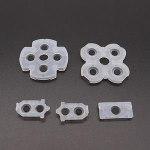 Image 5 - Almofadas de borracha condutoras lr, tindong, melhor qualidade, para jdm001, jdm010, jdm030, ps4, controle dualshock, 4 botões, borracha de contato