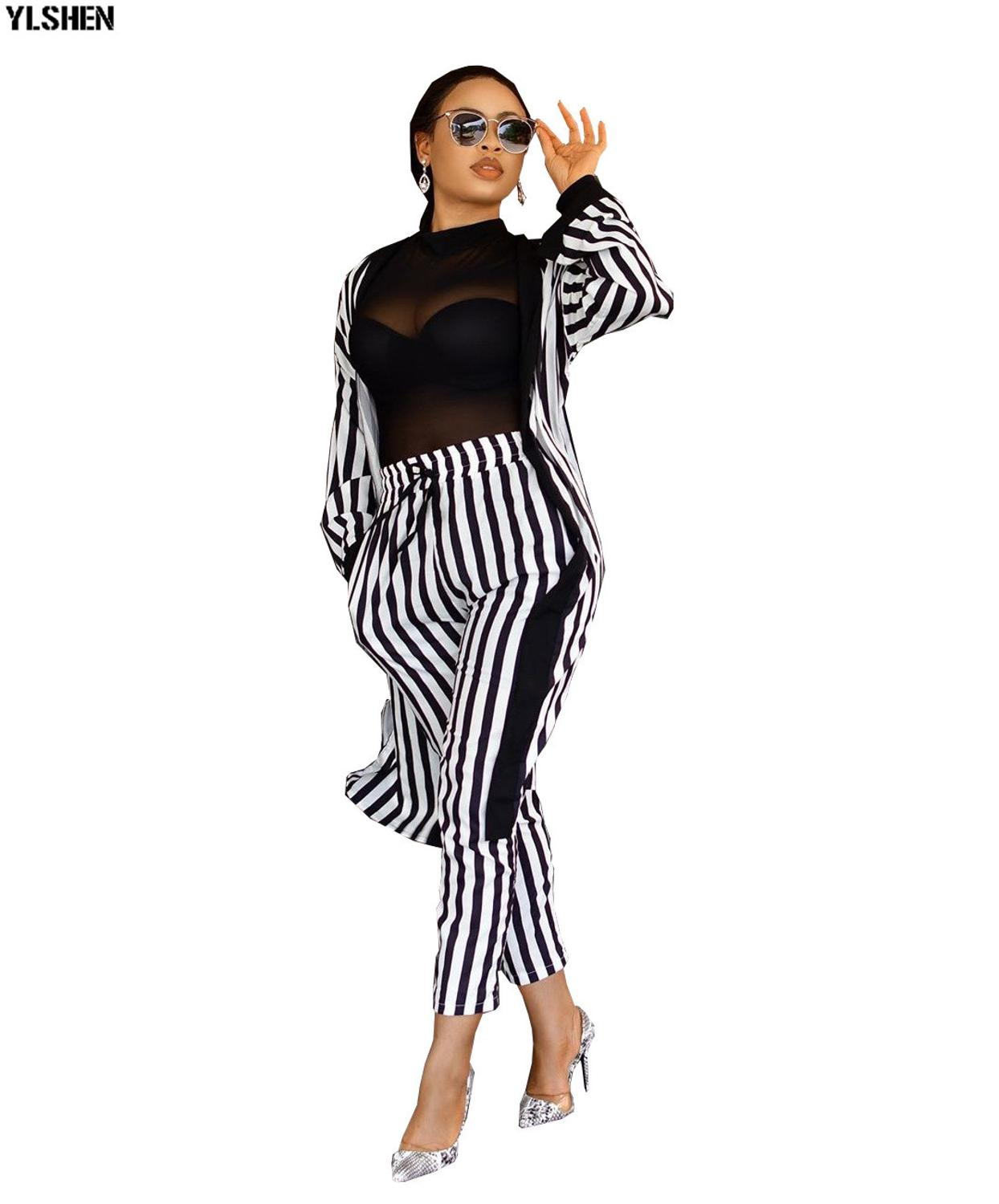 Print African Dresses For Women 2 Piece Set Dashiki Plus Size African Clothes Africa Clothing Pants Suit Bazin Robe Africaine