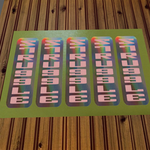 strong stick sheet label sticker printing for kids