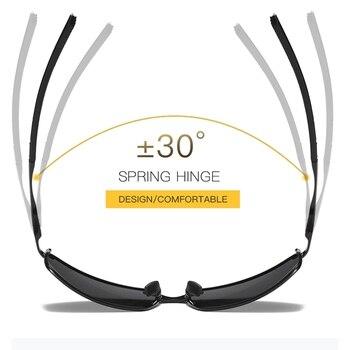 2019 Brand Polarized Sunglasses Men New Fashion Eyes Protect Sun Glasses With Accessories Male Driving Goggles Oculos De Sol 4