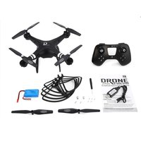 X8 RC Drone 2.4G FPV RC Quadcopter Drone with Adjustable Camera Altitude Hold Headless Mode 3D Flip 18mins Long Flight