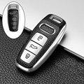 Car Remote Smart Key Cover Fob Case Shell For Audi A1 A3 A4 A5 A6 A7 A8 Quattro Q3 Q5 Q7 2015 2009 2010 2011 2012 2013 2014