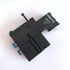 Image 2 - M2.184.1111/05 MEBH 4/2 QS 4 SA 4 2 Weg Magneetventiel Voor Heidelberg CD102 XL105 Pm52 XL75 Sm74 Machine onderdelen