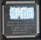 10 шт. /лот EPM3128ATC100-10N EPM3128ATC100-10 QFP100 EPM3128ATI100-10N
