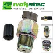 Rail Sensore di Alta Pressione Regolatore Per Isuzu 4HK1 6HK1 Motore Mitsubishi L200 Pick Up 2.5 D TD 499000 6160 6160