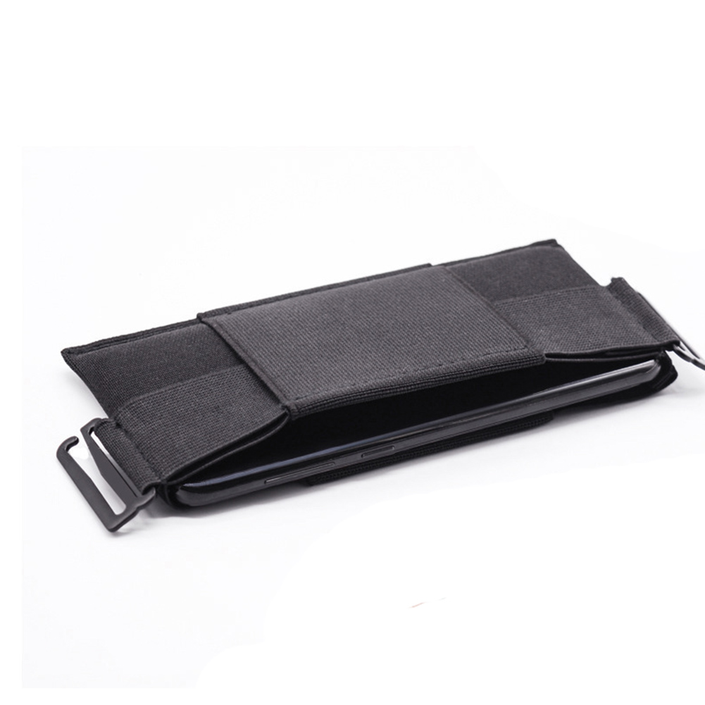 Minimalist Invisible Wallet Porable Waist Bag Durable Mini Pouch For Key Card Phone Sports Outdoor