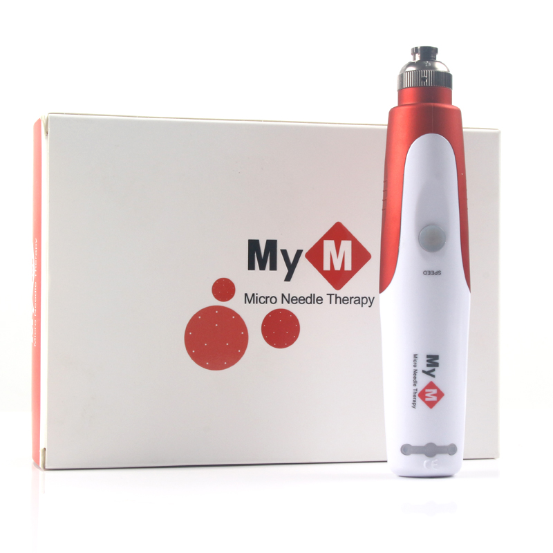 MYM N2-C Wired Microneedling Pen Electric Micro Nano Needle Cartridge Machine For Mesotherapy Skin