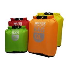 1PC Wasserdichte Dry Bag Pack Schwimmen Rafting Kajak Fluss Trekking Schwimm Segeln Canoing Bootfahren Trockenen Säcke
