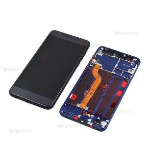 "Image 3 - هواوي الشرف 8 شاشة الكريستال السائل محول الأرقام بشاشة تعمل بلمس Honor8 LCD ل 5.2 ""هواوي الشرف 8 LCD مع الإطار FRD L19 FRD L09 استبدال"