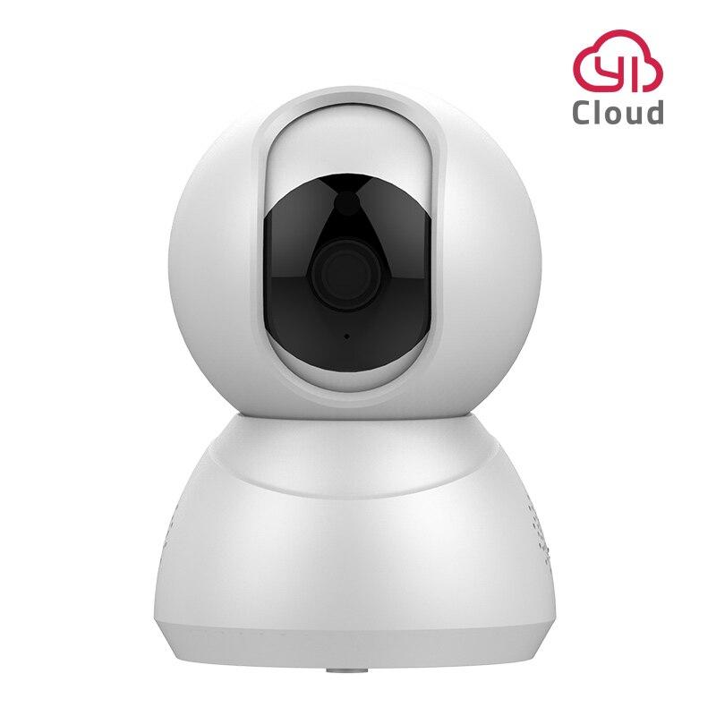1080P Câmera de Segurança IP Câmera Speed Dome Indoor Sem Fio Inteligente com Detecção de Movimento Night Vision Two-Way Áudio em YI loT APP