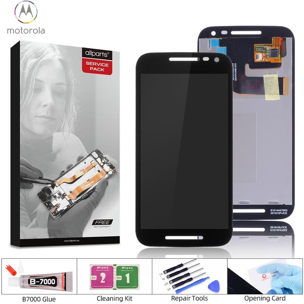 Original 5 ''1280x720 LCD pour Motorola MOTO G3 écran tactile pour MOTO G3 affichage G 3rd Gen XT1544 XT1550 XT1541 LCD