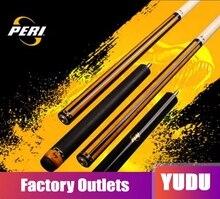цена PERI Punch & Jump Cue Stick Kit 13 mm 139 cm 19-19.5 oz Canadian Maple 5A+ Wood Uni-Loc Billiard Jump Cue Kit Stick Punch Cue онлайн в 2017 году