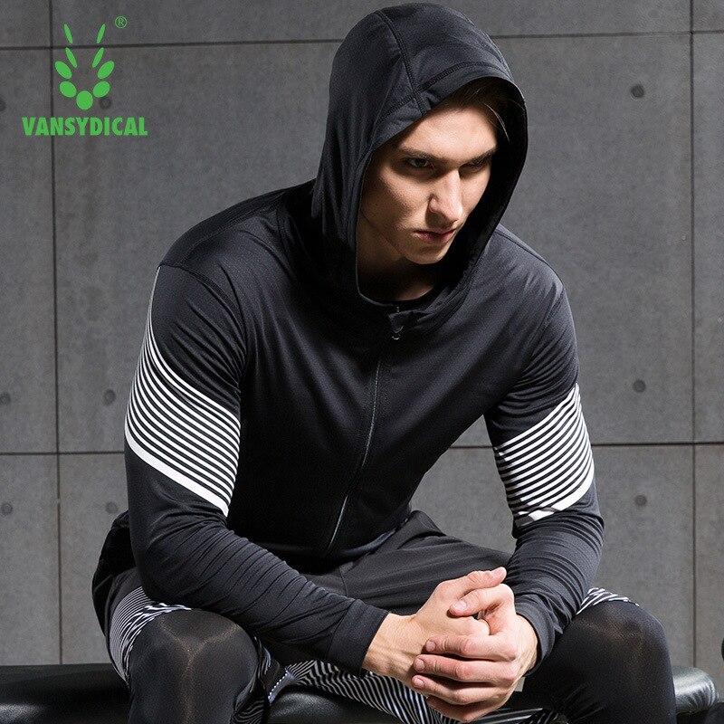 Special Offer Sports Jackets Fitness Cardigan Coat Men Fashion Sports Hooded Sweater Innrech Market.com