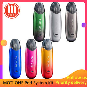 Original MOTI One Pod system 12.5W Kit with 350mah Battery & 1.85ml Cartridge vape electronic cigarette kit vs Justfog minifit