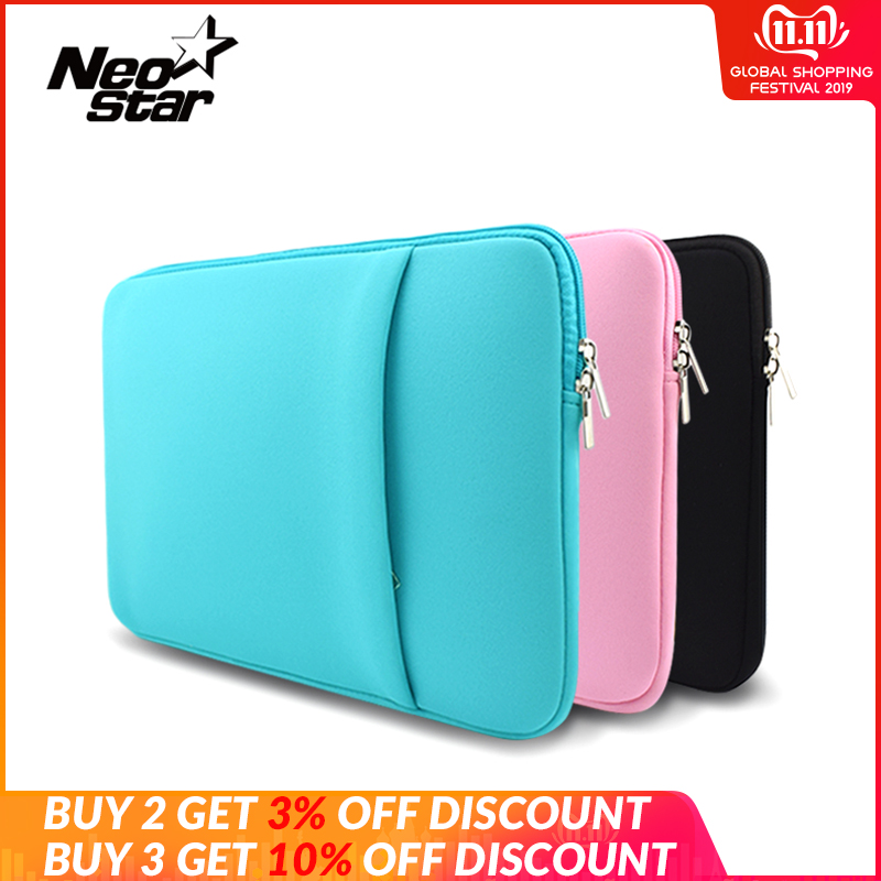 Laptop Sleeve Cover for Macbook Air Retina 11 12 13 Pro 13/'/' Notebook Carry Bag