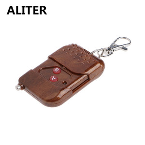 Image 5 - ALITER 0 50m 2 CH RF Wireless Remote Control Dual Button Transmitter 315 MHz/433 MHz
