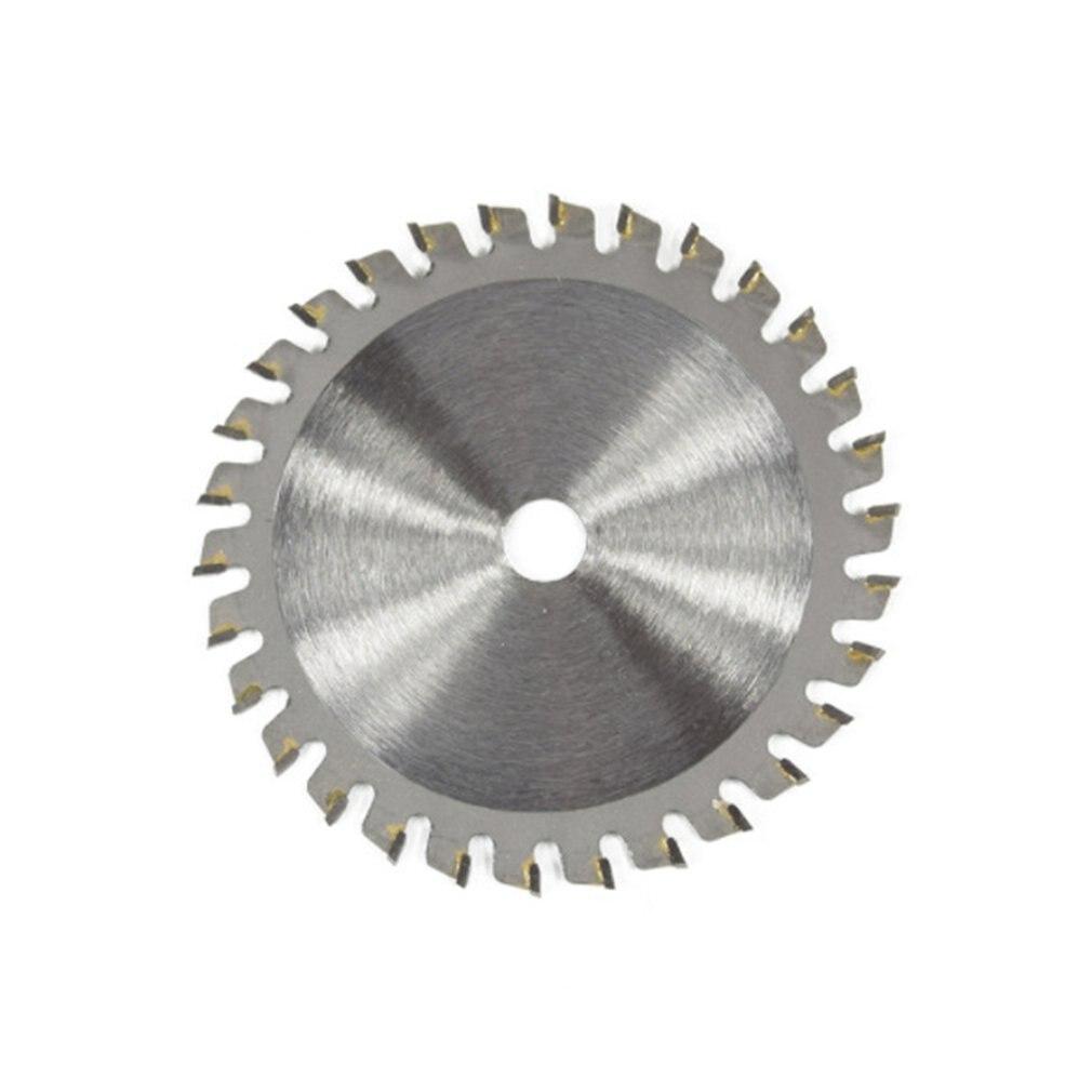 105.62руб. 25% СКИДКА|TCT 30 зубьев циркулярные пильные диски TCT сплав деревообрабатывающий Многофункциональный пильный диск для резки дерева и металла 85x10 мм|Полотна для пил| |  - AliExpress