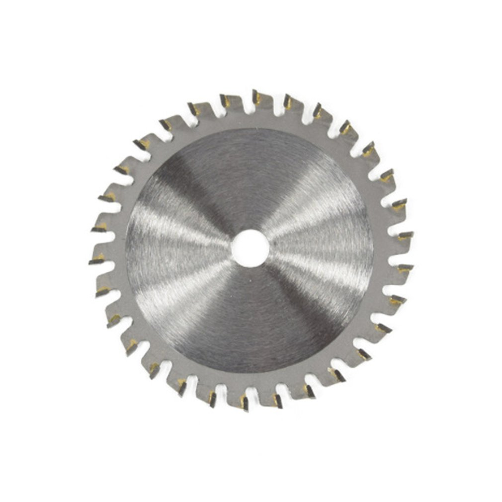 TCT 30 Teeth Circular Saw Blade Wheel Discs TCT Alloy Woodworking Multifunctional Saw Blade For Wood Metal Cutting 85x10MM