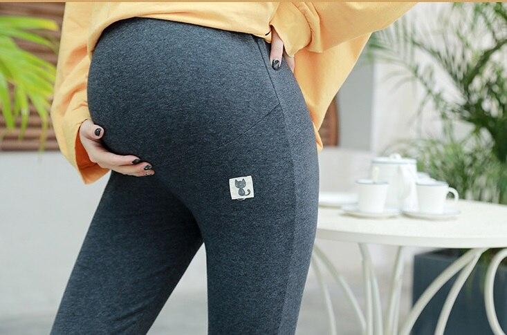 Fashion Hipster Maternity Dress Wanita Hamil Sembilan Poin Perut Lift Legging Xl Hamil Wanita Celana Legging Aliexpress