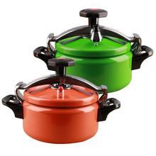 Скороварка из нержавеющей стали, кастрюля для супа, тушеная кастрюля, кухонная посуда, для приготовления пищи, для путешествий, кемпинга, кастрюля, пароварка, Индукционная газовая плита