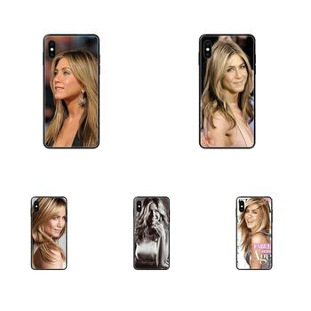 Soft Skin Painting Jennifer Aniston For Galaxy Note 4 8 9 10 20 Plus Pro J6 J7 J8 M30s M80s Ultra 2016 2017 2018 image