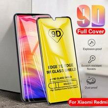 Verre de protection 9D sur le pour Xiaomi redmi note 7 6 5 8 PRO protecteur décran pour redmi 6 PRO 6A verre trempé sur redmi K20 PRO