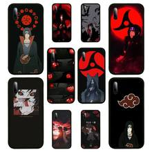 Anime hidan Itachi Phone Case For Samsung S Note20 10 2020 S5 21 30 ultra plus A81 Cover Fundas Coque