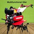Многоцелевая сельскохозяйственная роторная обработка почвы  рыхлый грунт  поле  микро-обработка  ручная прополка  гребень  траншеи  до