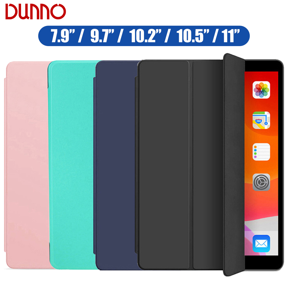 2019 IPad 10.2 Case For IPad 7th Generation Cover For 2018 IPad 9.7 6th Air 2 10.5 Air 3 2018 Pro 11 Mini 4 Mini 5 Smart Cover