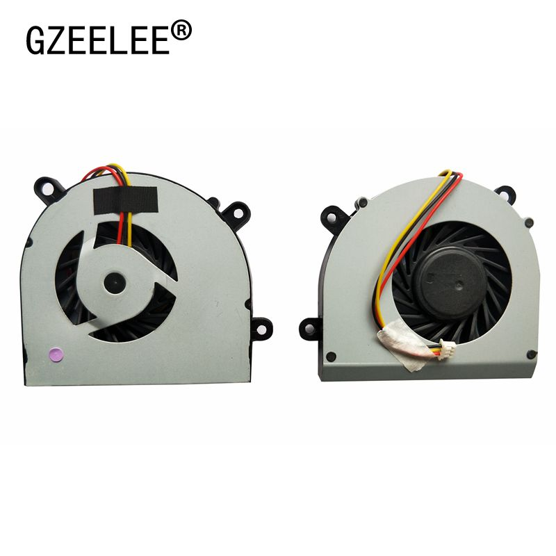new Laptop cpu cooling fan for MSI FX600 FX603 FX610 FX610MX FX610DX GP60 CX61 FX620 GE620 16GH series Laptop Cooler fans
