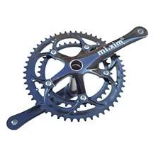 Bicycle Crank Set 130mm BCD Ultralight Crank Arm Mountain Bikes Crankset Arm Set