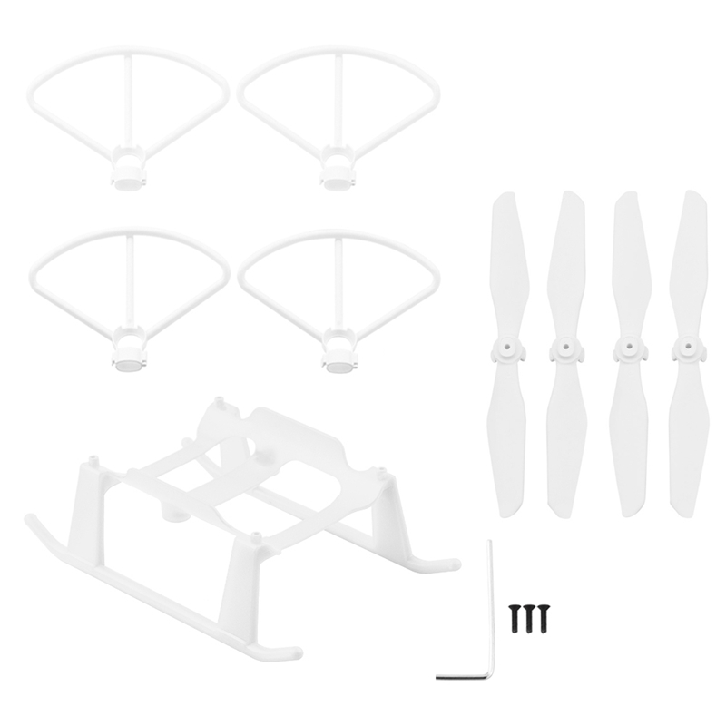 Protection Ring + Protection Paddle + Heightening Stand For Xiaomi FIMI A3 Drone Accessories