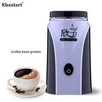 Kbxstart Electric Coffee Grinder Household Grain grinder Stainless Steel Maker Beans Mill Herbs Nuts Grinder For Kitchen 220V