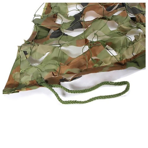 3m x 2m Woodland Camouflage Camo Net for hunting Camping Military Photography 5
