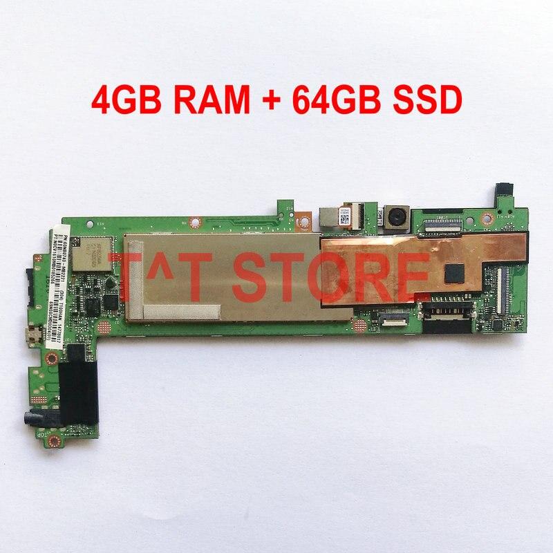 Original For ASUS Transformer Book T100H T100HA T100HAN Motherboard Tablet 10.1