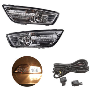 Image 3 - ไฟตัดหมอกสำหรับ Ford Mondeo MK4 2007 2008 2009 2010ไฟ LED Anti Fog Light สำหรับ Ford Fusion หมอกไฟส่องสว่างหมอกโคมไฟ