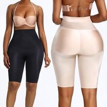 New Women Butt Lifter Padded Shorts Enhancer Control Panties Body Shaper Fake Hip Underwear