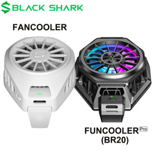 Liquid-Cooling-Fan Shark-Cooler Cell-Phone RGB Pro for Black 2--3 Huawei Professional