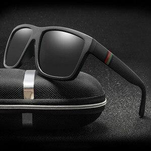 2020 Luxury Polarized Sunglasses Men's Driving Male Sun Glasses For Men Retro Women Brand Designer UV400 Gafas