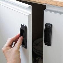 Самоклеящаяся вспомогательная ручка для дверей и окон простая и маленькая ручка Защитная дверная ручка для домашней двери