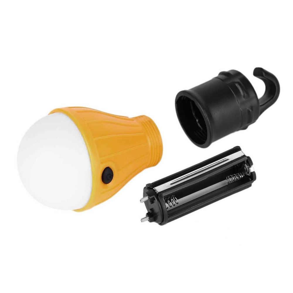 1 PC แขวนกลางแจ้ง LED แคมป์ปิ้งเต็นท์หลอดไฟประมงโคมไฟโคมไฟขายส่ง Drop Shipping