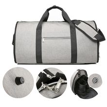 FASHION Multifunction Large Capacity Men Travel Bag Waterpro
