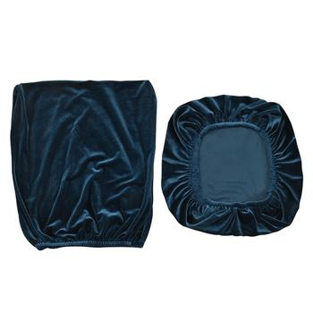 Velvet Chair Cover For Office Armchair 5 Chair And Sofa Covers