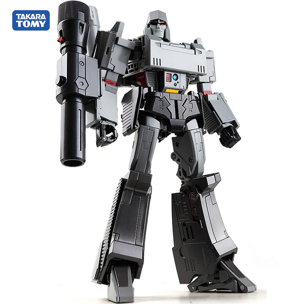 Special Offer Transformation MP36 CAR Metal Part 36CM Megatron Autobots Action Figure Deformation Robot Children Gift Toys