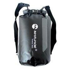 20л Приморский водонепроницаемый рюкзак камуфляж путешествия дрейфующих Пляжная Сумка Пляжная одежда для плавания большой емкости мешки для хранения одежды