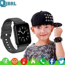 Touch Children Watch Kids Watches For Girls Boys Wrist Watch Child Students Sport Clock Electronic Digital Wristwatch Waterproof