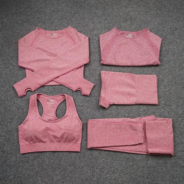 Pink 5 pcs