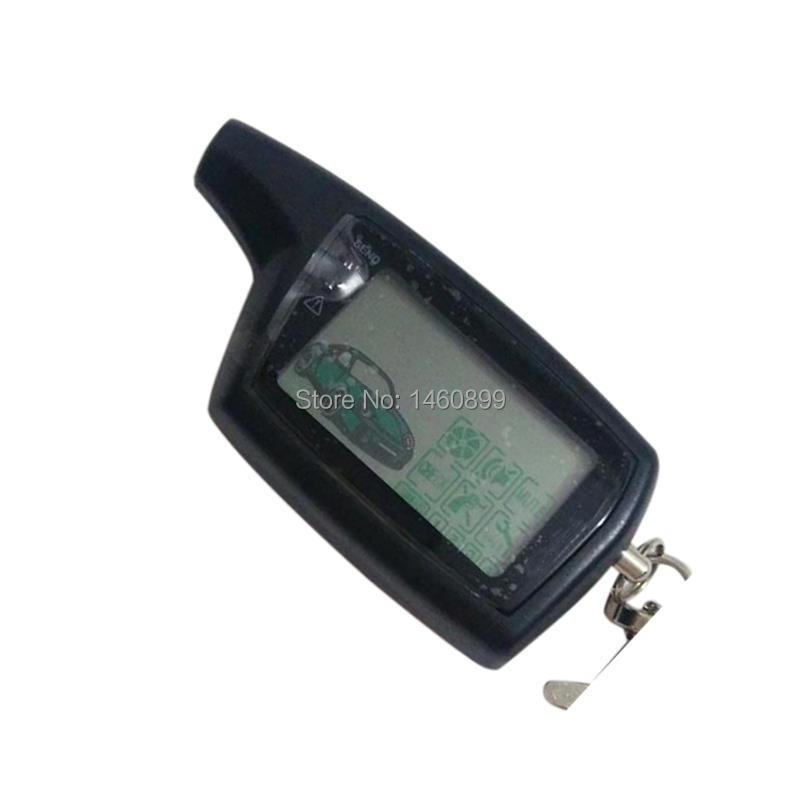 DXL3000 LCD Remote Control Key For Russian Two way car alarm PANDORA DXL 3000 DXL3500 DXL3700 DXL3210 DXL3250 DXL3290 35003700